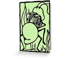 The Ant Greeting Card