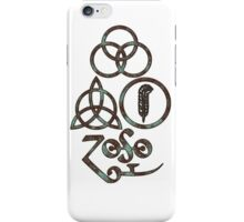 TRIQUETRA - the sea L iPhone Case/Skin