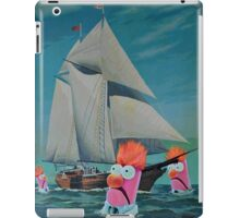Beaker Bay iPad Case/Skin