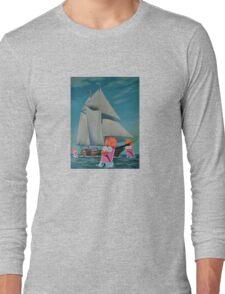 Beaker Bay Long Sleeve T-Shirt