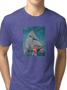 Beaker Bay Tri-blend T-Shirt