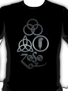 TRIQUETRA - brushed metal L T-Shirt