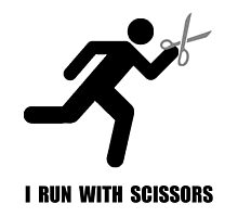 Run With Scissors by AmazingMart