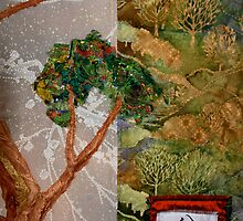Bonsai #2 by quiltgranny