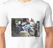 THE NEW BREED OF TRIUMPH MOTORCYCLES. Unisex T-Shirt