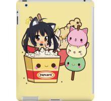 Kawaii Food - Azunyan iPad Case/Skin