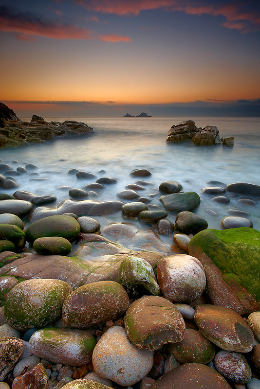 Porth Nanven by Ian Flindt