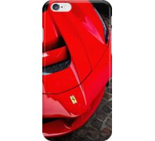 Ferrari LaFerrari Nose iPhone Case/Skin