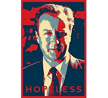 David Cameron - Hopeless Photographic Print