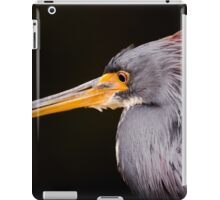 Tricolored Heron iPad Case/Skin