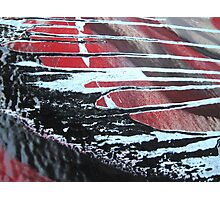 Abstract Graffiti Photographic Print