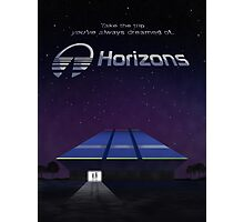 Horizons Building from EPCOT Center Photographic Print