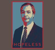 Nigel Farage  - Hopeless by TRFoto