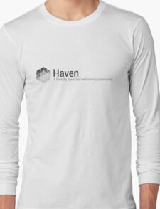 Haven Community Long Sleeve T-Shirt