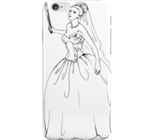 Angry Bride iPhone Case/Skin