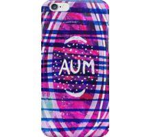 Aum & Stars: Inner Power Painting iPhone Case/Skin
