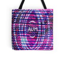 Aum & Stars: Inner Power Painting Tote Bag