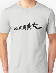 surf  surfing darwin evolution T-Shirt