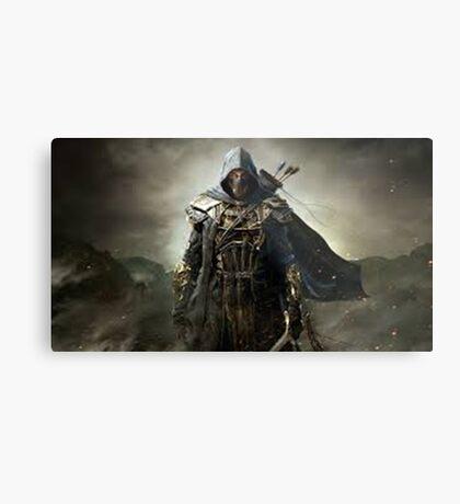 Elder Scrolls Metal Print