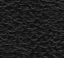 Leather snapchat logo Sticker