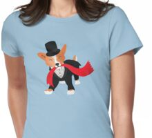 Raoul de Corgi Womens Fitted T-Shirt