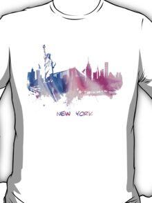 Skyline New York City T-Shirt