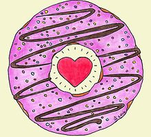 Donut Love by Immy