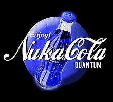 Fallout 3: Nuka-Cola Quantum by jasonvoorhees