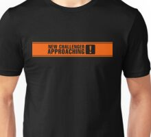 New Challenger Approaching [!] Unisex T-Shirt