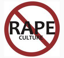 No Rape Culture T-Shirt
