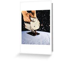 ONCE AND FOR ALL (II) Greeting Card