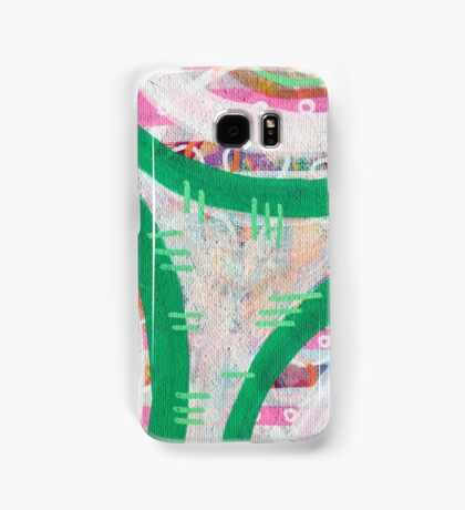 Everything is Coming Together (wide version): Inner Power Paintings Samsung Galaxy Case/Skin
