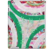 Everything is Coming Together (wide version): Inner Power Paintings iPad Case/Skin