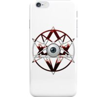 THE EVIL TRIFECTA - bloody iPhone Case/Skin