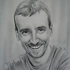 Portrait of Tony by Philip Holley