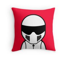The Stig - Just the Stig Throw Pillow