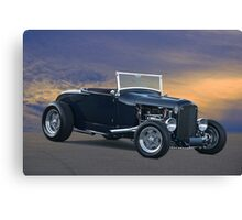1930 Model A Roadster Canvas Print
