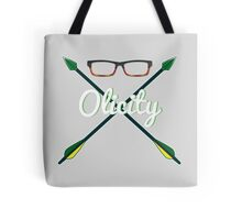 Olicity Shipper (Light) Tote Bag