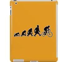 cyclist darwin cycling bike bicycle iPad Case/Skin
