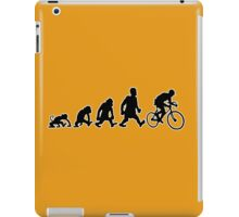 cyclist darwin cycling bike bicycle iPad Case/Skin