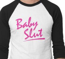 Baby Slut (Inspired by Kimmy Schmidt) Men's Baseball ¾ T-Shirt