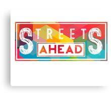 Community: Streets Ahead Metal Print