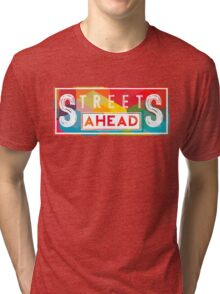 Community: Streets Ahead Tri-blend T-Shirt