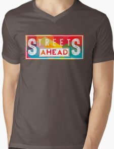 Community: Streets Ahead Mens V-Neck T-Shirt