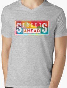 Community: Streets Ahead Mens V-Neck T-Shirt