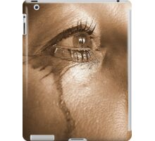 Soul flowing... iPad Case/Skin