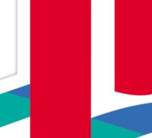 Original Playstation Logo Sticker