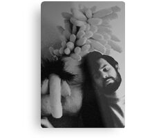 ARE YOU OLD ENOUGH TO REMEMBER RICHARD NIXON OR FIFTY TRICKY DICKS (CARD) Metal Print