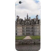 Château de Chambord iPhone Case/Skin