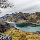 Mountains of Snowdonia by Adrian Evans